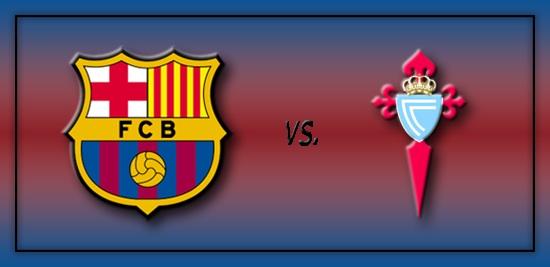 يوتيوب أهداف مباراة سيلتا فيغو و برشلونة في الدوري الاسباني اليوم الاحد 5-4-2015