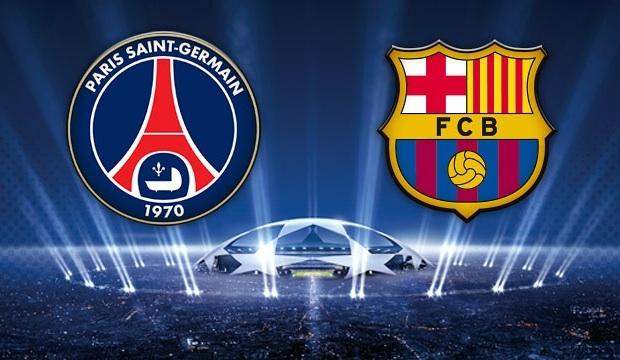 مباراة باريس سان جرمان وبرشلونه الاربعاء 15-4-2015