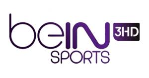 تردد قناة بي ان سبورت ثري اتش دي beIN Sports 3 HD على نايل سات