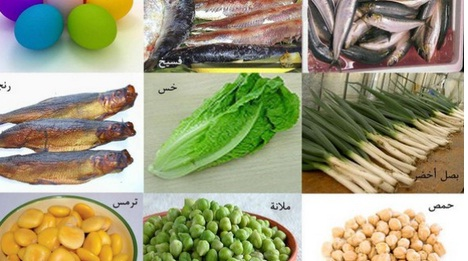 اسباب تناول فسيخ وبيض ملون في شم النسيم عند المصريين