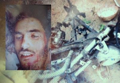 صور مقتل ابراهيم الربيش 2015
