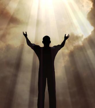 كيف اعرف ان الله راضي عني