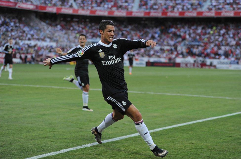 كريستيانو اصبح الهداف الثاني لريال مدريد في الدوري الاسباني