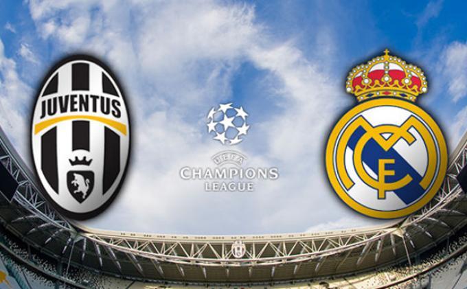 نتائج اخر خمس مباريات لريال مدريد و يوفنتوس