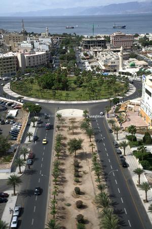 العقبة مدينة أردنية السلطة الاقتصادية الخاصة