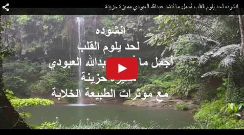 تنزيل انشودة لحد يلوم القلب mp3 عبد الله العبودي صوت حزين