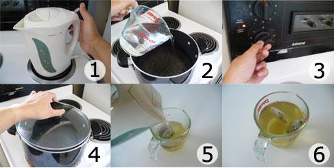 طريقة عمل شاي الفقاعات البابل تي