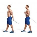 بالصور تمارين تقوية عضلات الساعد