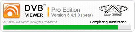 DVBViewer Pro 5.4.1Beta