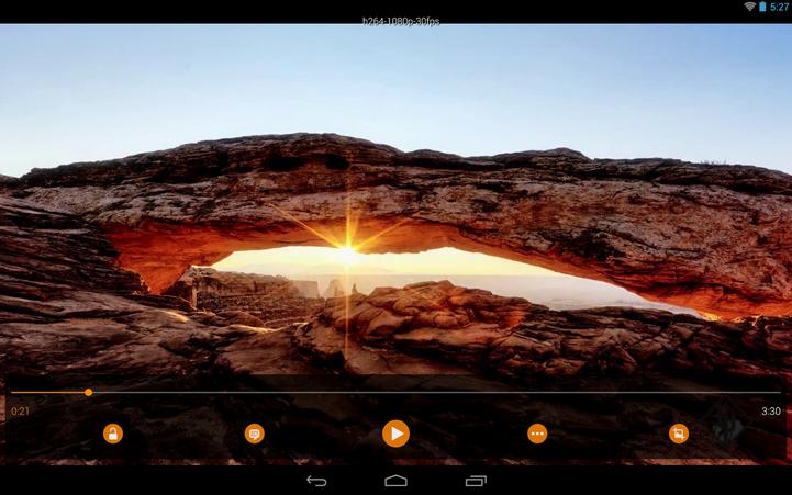 تحديث تطبيق VLC على أندرويد أخذ خطوة كبيرة إلى الأمام