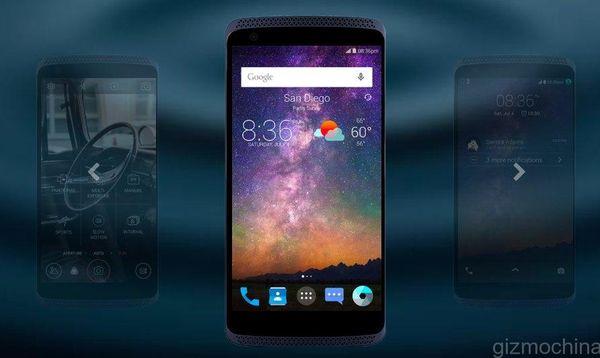 شركة ZTE تكشف عن أول هاتف في العالم بتقنية Force Touch