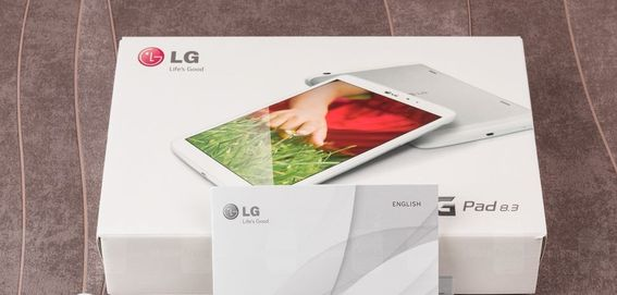 ����� ������� ������ ������ LG G Pad 2
