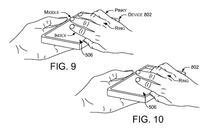 مايكروسوفت تحصل على براءة اختراع لقفل شاشة لا يفتح إلا مع صاحب الجهاز فقط