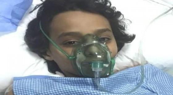 اصابة المنشد المنشد محمد غرمان العمري بإطلاق نار 1436