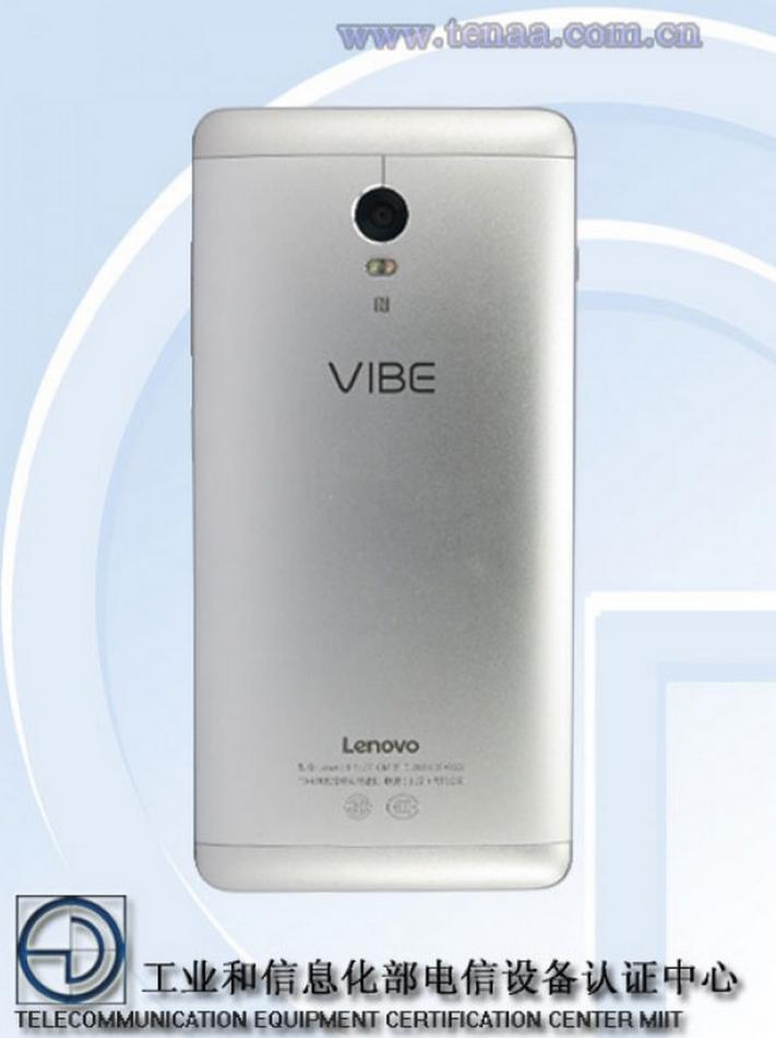 هاتف لينوفو Vibe P1 Pro يمر من قاعدة بيانات توثيق الهواتف الصينية