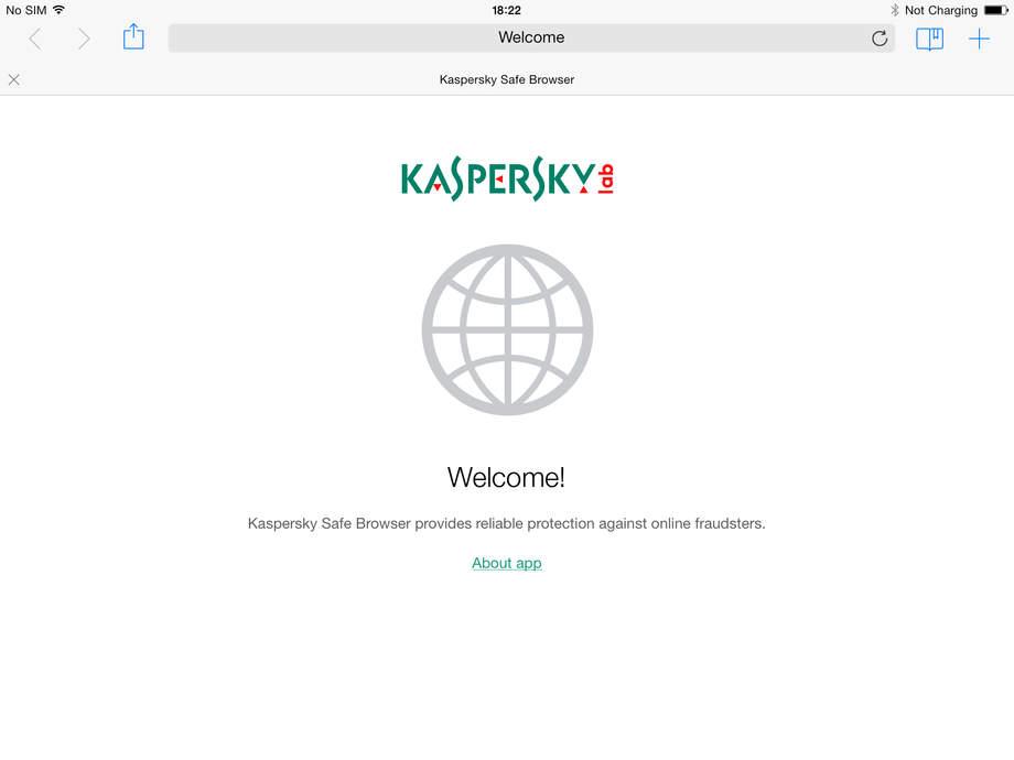 المتصفح الأكثر أمنا من Kaspersky على iOS و ويندوز فون