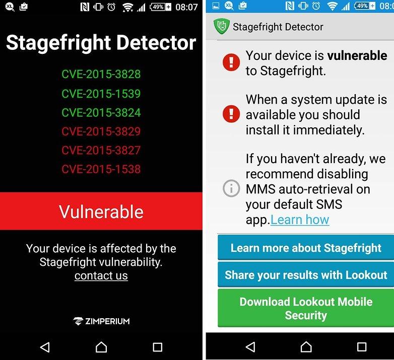 الثغرة الأمنية الأخطر Stagefright ماهي , وهل أنا متضرر وماذا أفعل حيال ذلك