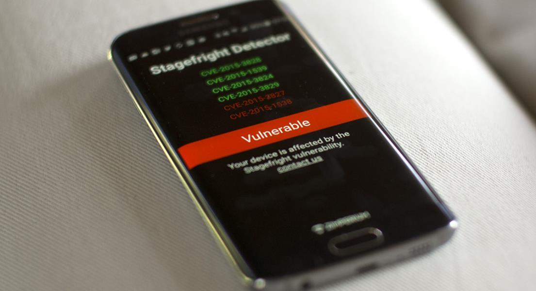 تطبيق لنظام أندرويد يكشف عن ثغرة Stagefright