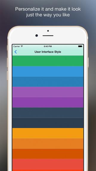 تطبيق Contacts Pad على iOS للوصول السريع لجهات الإتصال المفضلة