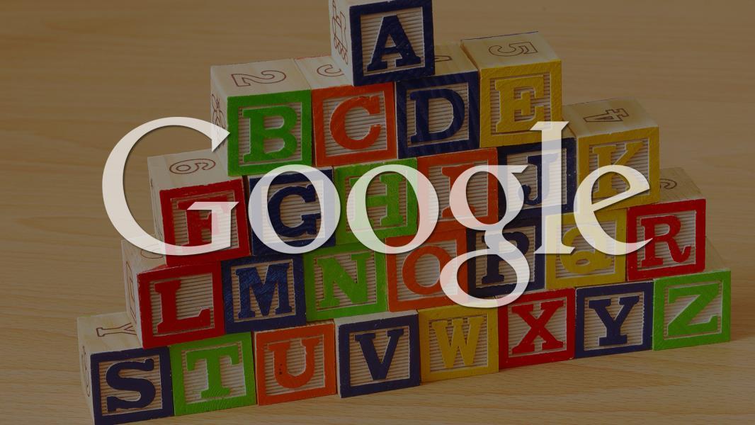 لهذا السبب اختار مؤسس جوجل لشركته الجديدة اسم Alphabet