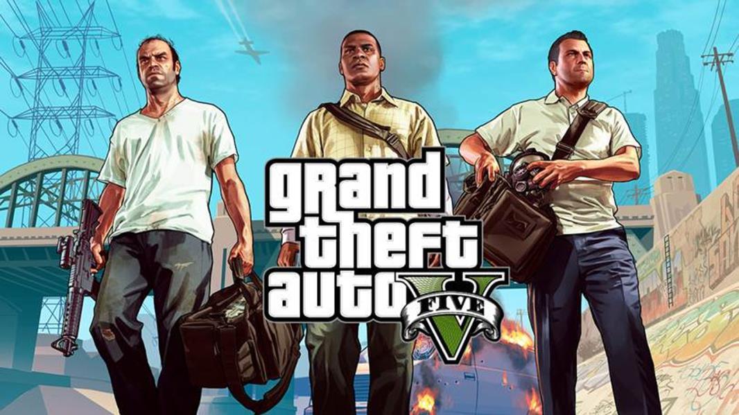 بيع 54 مليون نسخة من لعبة GTA V حول العالم