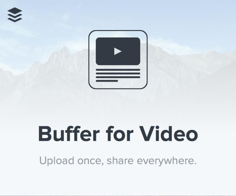 Buffer تدعم جدولة الفيديوهات على عدة شبكات اجتماعية