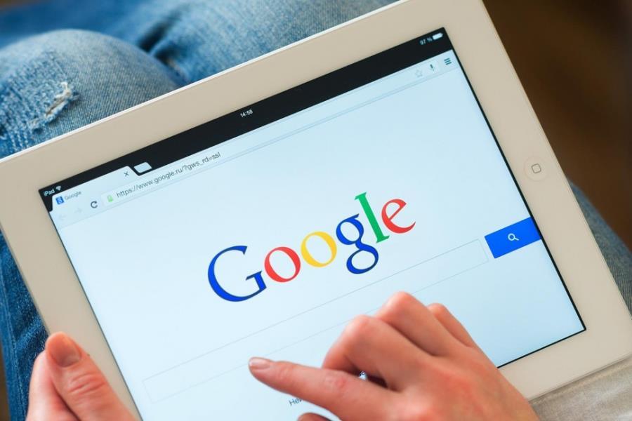 براءة اختراع جديدة لمحرك بحث جوجل للبحث في قرصك الصلب
