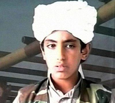 معلومات عن حمزة بن لادن - من هو حمزه بن لادن - صور حمزة بن لادن