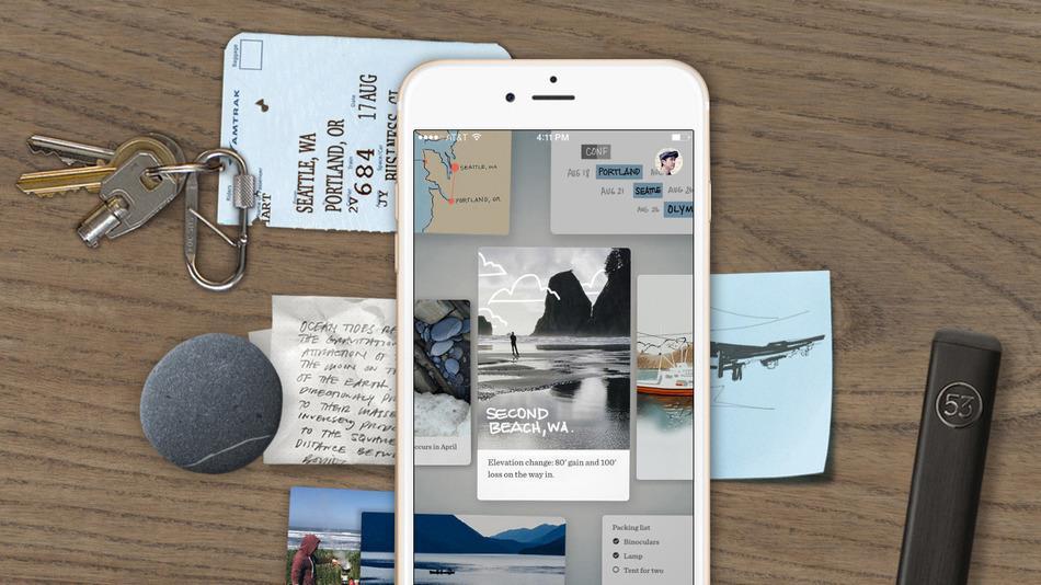 تطبيق الرسم الشهير Paper قادم لأجهزة آيفون