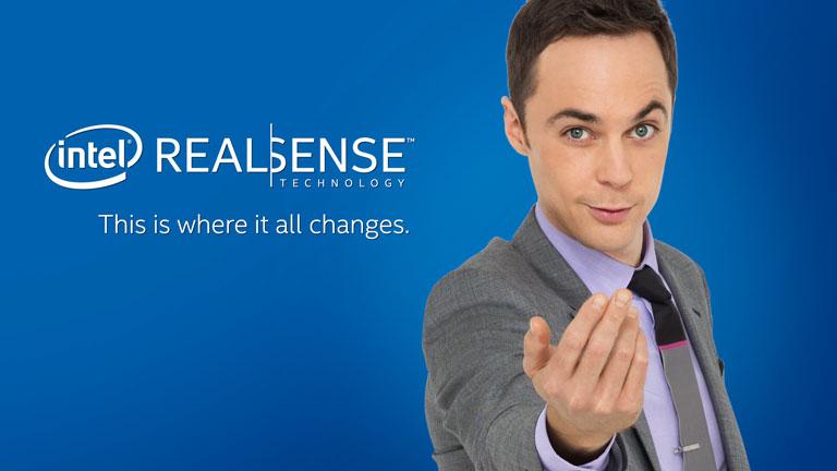 إنتل ستوفر تقنية RealSense على نظام آبل OS X