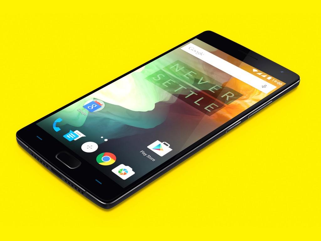 هاتف OnePlus 2 يبدأ بالحصول على أول تحديث