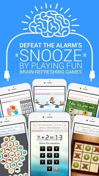 المنبه الذكي Smile Alarm يجعلك تستيقظ رغمًا عن أنفك