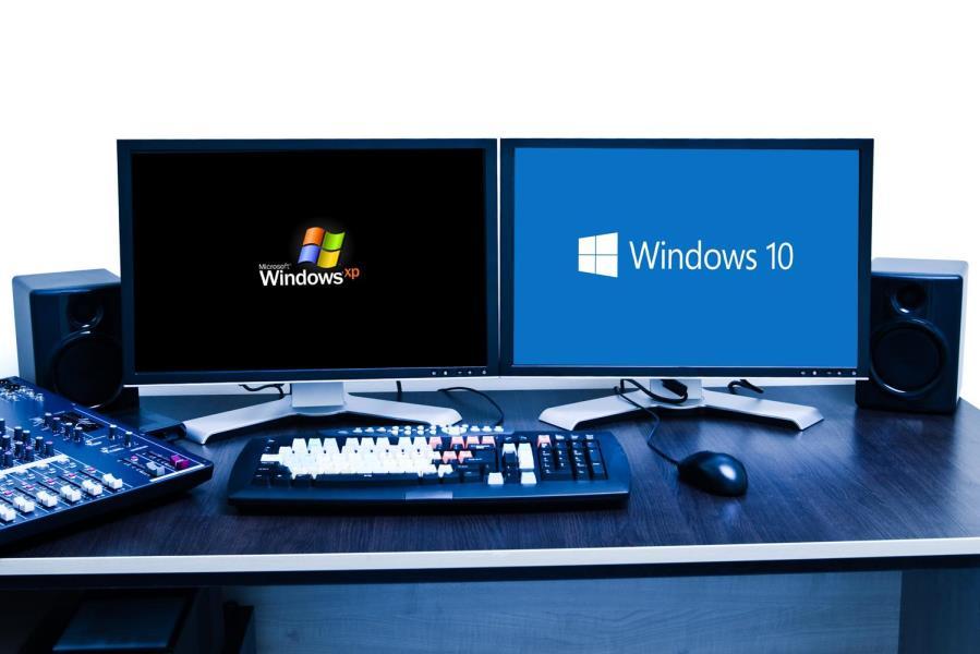 ويندوز 10 لن ينقذ قطاع الحواسيب الشخصية