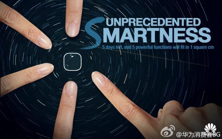 هواوي تطلق الفابلت Mate 7S ببصمة استشعار متعددة الوظائف