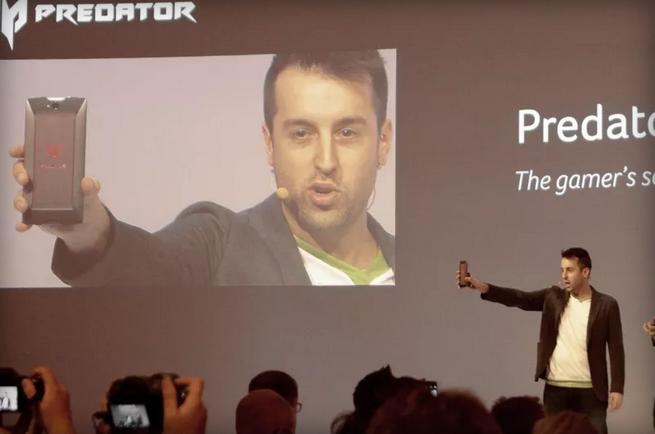 آيسر تكشف عن هاتف ولوحي مخصص للألعاب IFA 2015