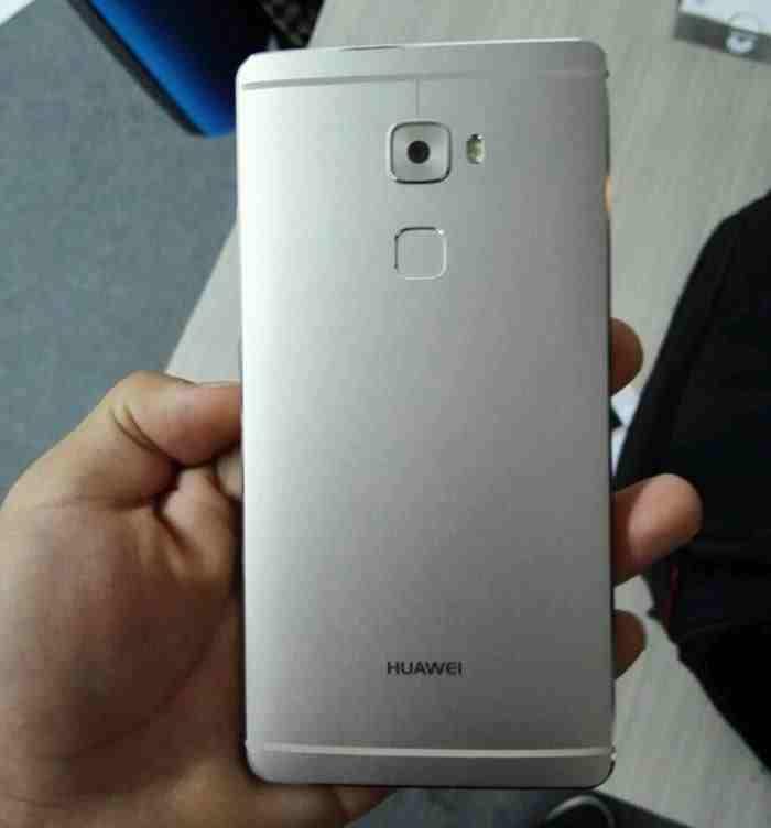 صورة جديدة لهاتف Huawei Mate S قبل IFA 2015