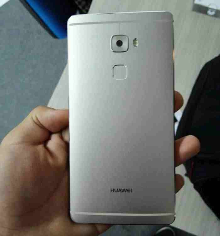 ���� ����� ����� Huawei Mate S ��� IFA 2015