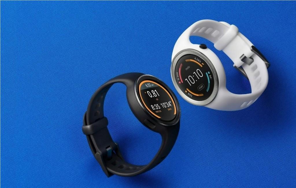 أربعة إصدارات جديدة من الساعة الذكية موتو 360