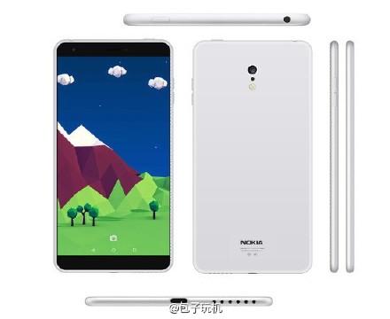 هاتف نوكيا القادم Nokia C1 بنظام أندرويد