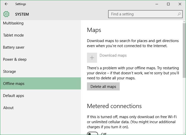 دروس وشروحات ويندوز 10 تطبيق الإعدادات إعدادات النظام