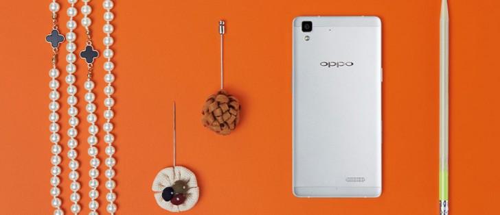 معلومات عن هاتف OPPO R7 Lite