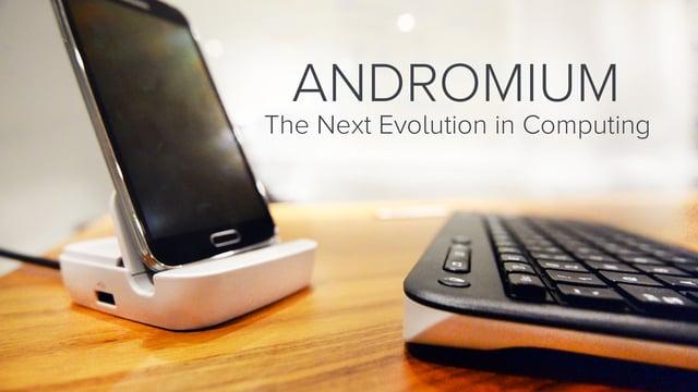 ��� ����� ��������� ����� ������� ������ ����� Andromium OS