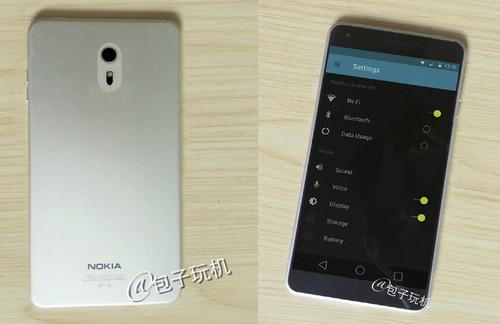 صور حقيقية هاتف نوكيا Nokia C1