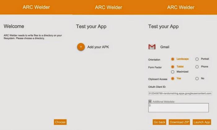 أداة جديدة تشغيل تطبيقات أندرويد على أنظمة ويندوز ماك و لينكس
