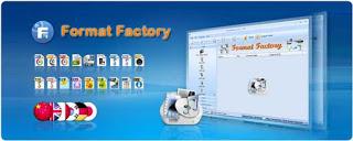 تنزيل برنامج Format Factory 3.7.0