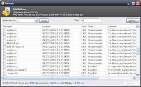 تنزيل برنامج Recuva 1.52.1086 لاسترجاع الملفات المحذوفة
