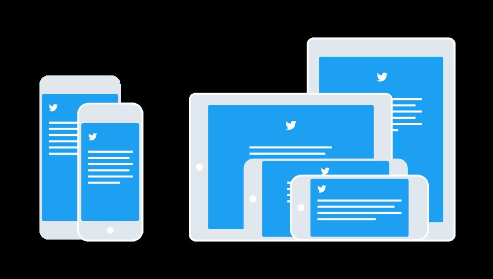 شبكة تويتر توحد تطبيقاتها على الآيفون والآيباد