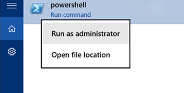 شرح حذف التطبيقات الاساسية فى ويندوز 10