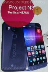 هاتف LG Nexus 5X باللون الأسود