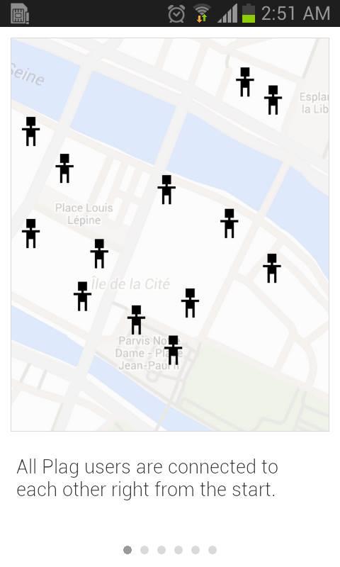 تطبيق معلوماتي Plag يذهب لما هو أبعد من مفهوم الشبكات الإجتماعية